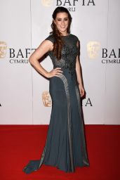 Lucie Jones – British Academy Cymru Awards 2017 in Cardiff