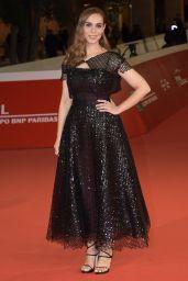 Lucrezia Guidone – Rome Film Festival Pre-Opening Red Carpet 10/25/2017