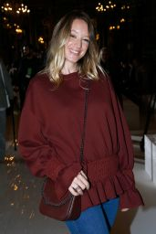 Ludivine Sagnier – Stella McCartney Fashion Show, PFW in Paris 10/02/2017
