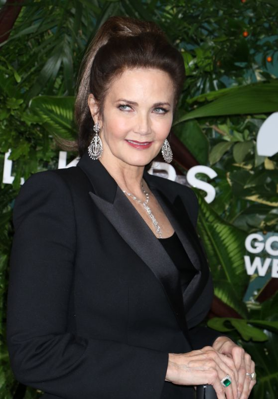 "Lynda Carter – God's Love We Deliver ""Golden Heart Awards""in New York 10/16/2017"