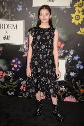 Mackenzie Foy – Erdem x H&M Launch Event in LA