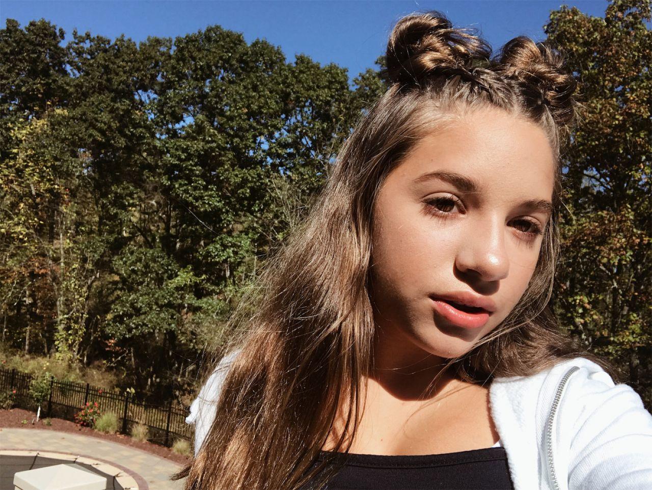 Mackenzie Ziegler Pics Social Media 10 16 2017
