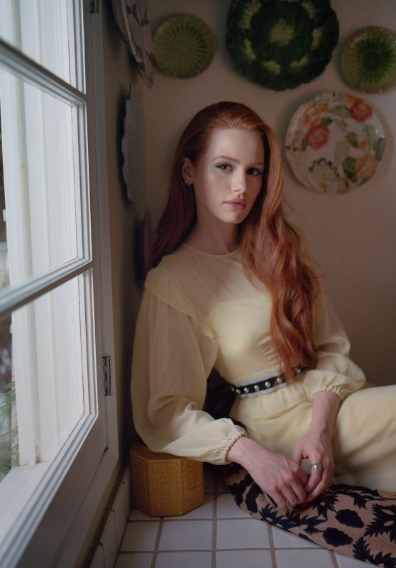 Madelaine Petsch - Teen Vogue Photoshoot 2017
