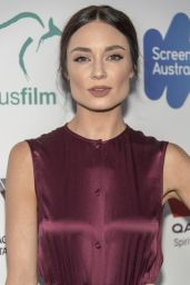 Mallory Jansen – Australians in Film Awards Benefit Dinner in Los Angeles
