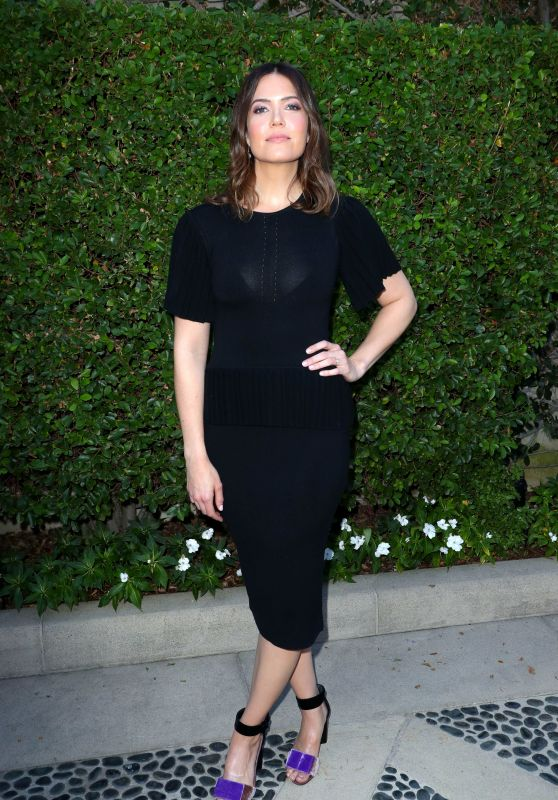 Mandy Moore - Rape Foundation Annual Brunch in Los Angeles 10/08/2017