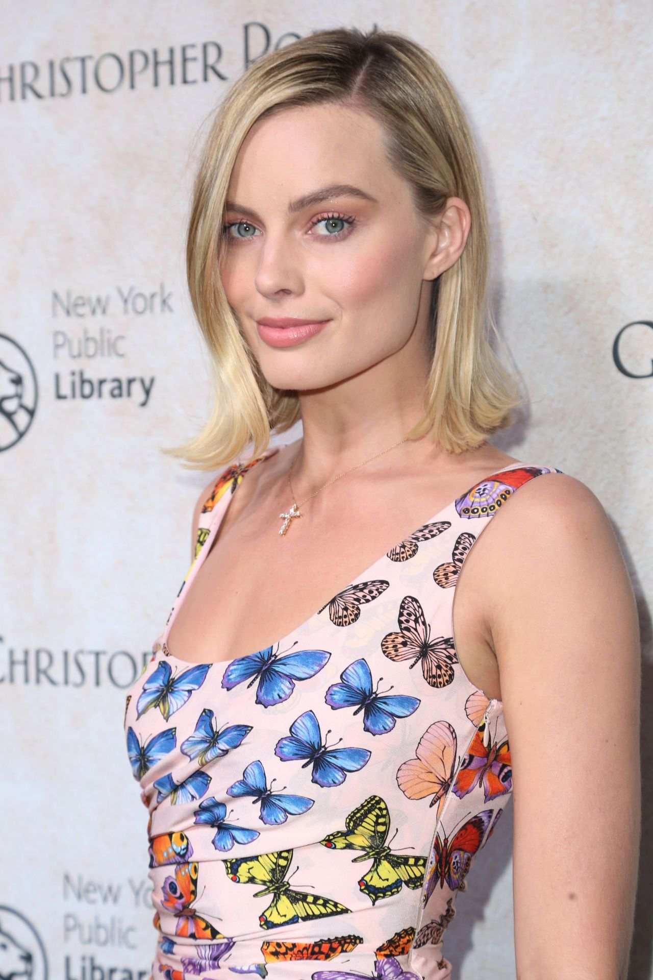 "Margot Robbie - ""Goodbye Christopher Robin"" Premiere in New York"