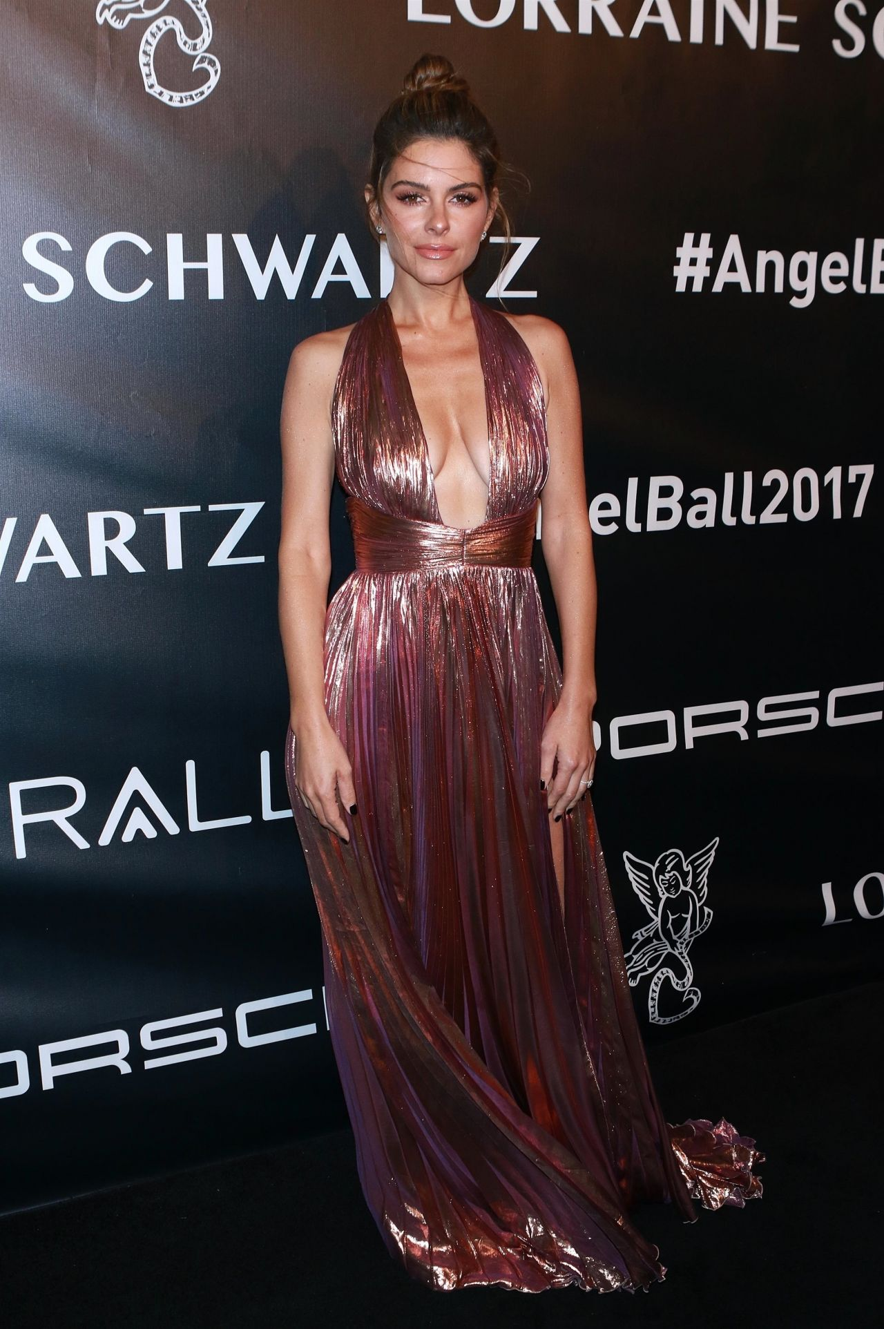 "Maria Menounos - ""Angel Ball"" in New York 10/23/2017"