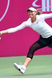 Maria Sharapova - 2017 WTA Tianjin Open