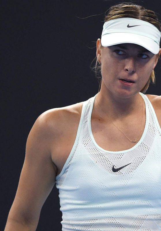 Maria Sharapova - China Open Tennis 2017 in Beijing 09/30/2017