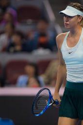 Maria Sharapova - China Open Tennis 2017 in Beijing 09/30/2017