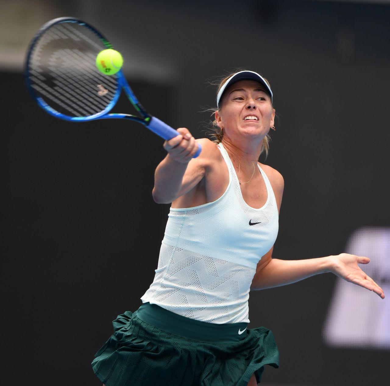 Removed (has Maria sharapova tennis join. agree