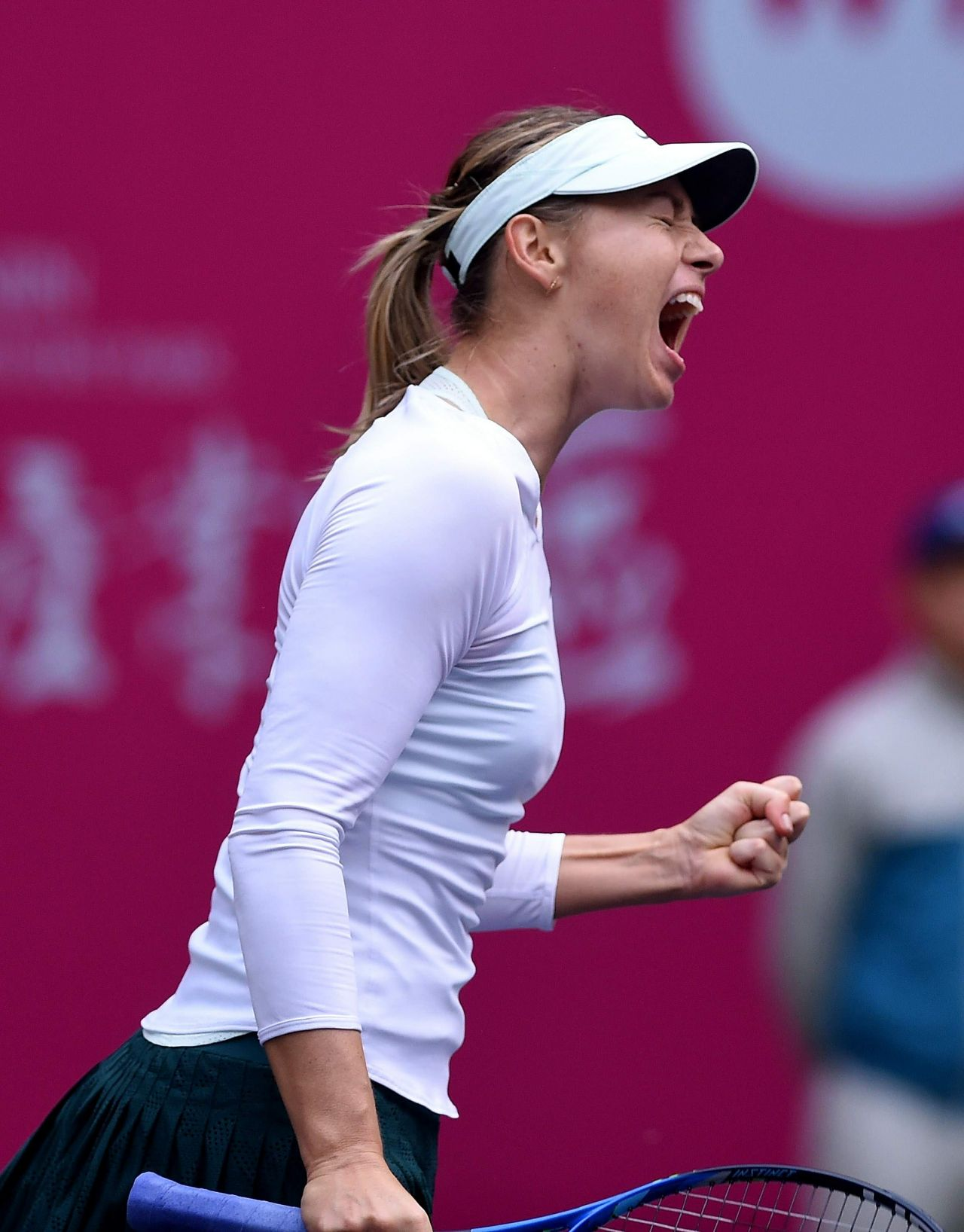 Maria Sharapova - WTA Tianjin Open Finals in Tianjin 10/15 ...