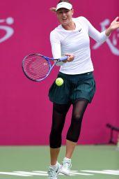 Maria Sharapova - WTA Tianjin Open Finals in Tianjin 10/15/2017