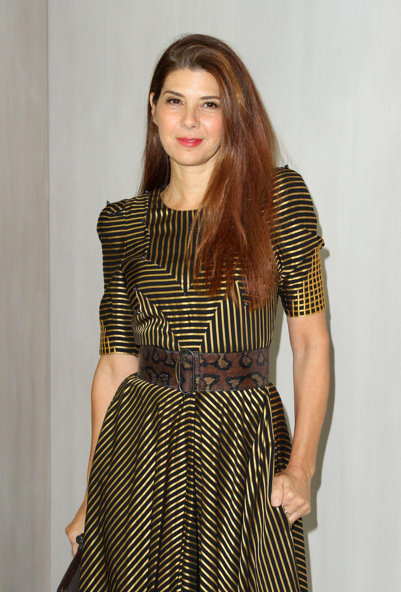Marisa Tomei – Hammer Museum Gala in Los Angeles 10/14/2017