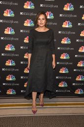 Mariska Hargitay - Broadcasting & Cable Hall of Fame Awards Gala in New York