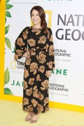 "Marla Sokoloff – National Geographic Documentary Film's ""Jane"" Premiere in LA 10/09/2017"