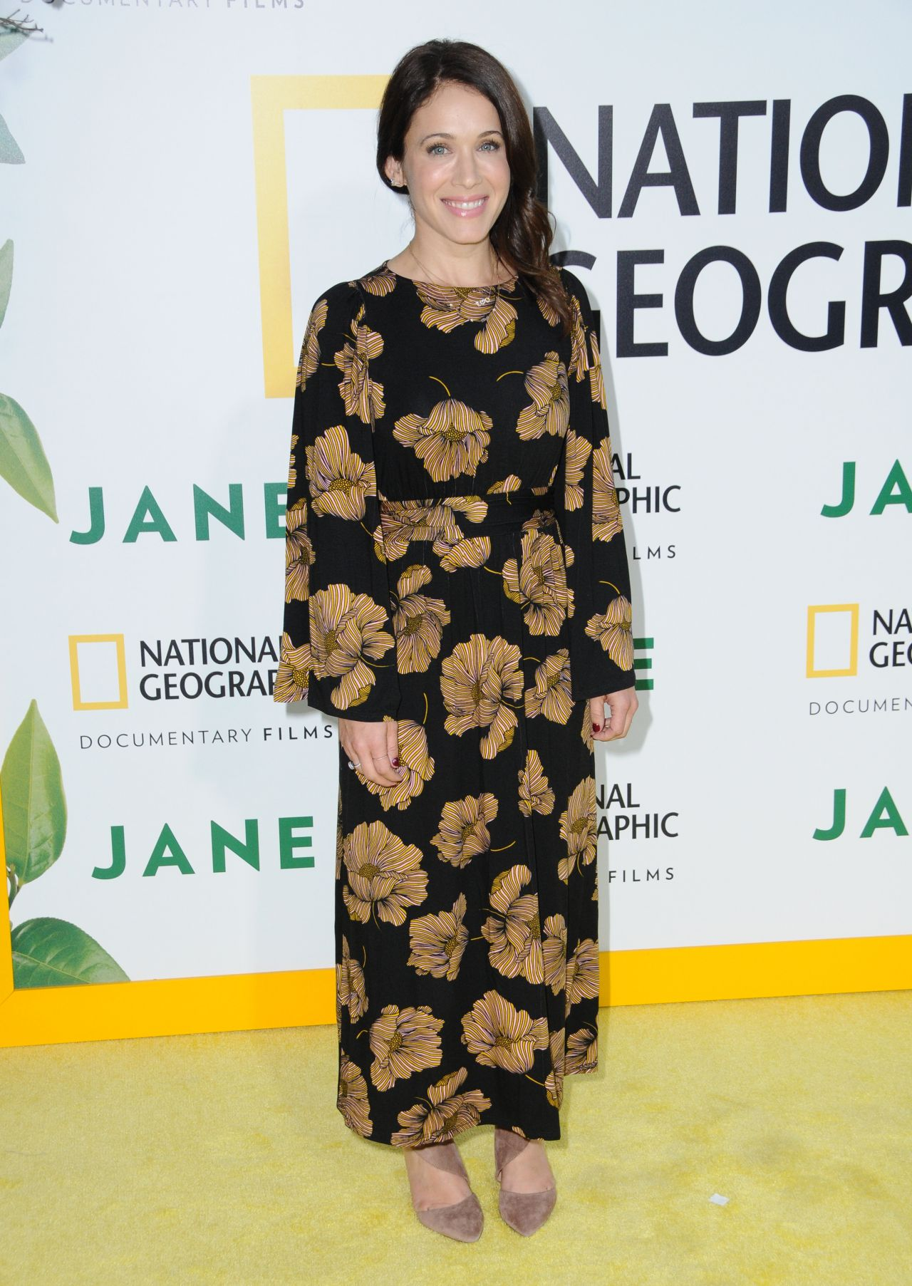 "Marla Sokoloff – National Geographic Documentary Film's ""Jane"" Premiere in LA 10/09/2017"