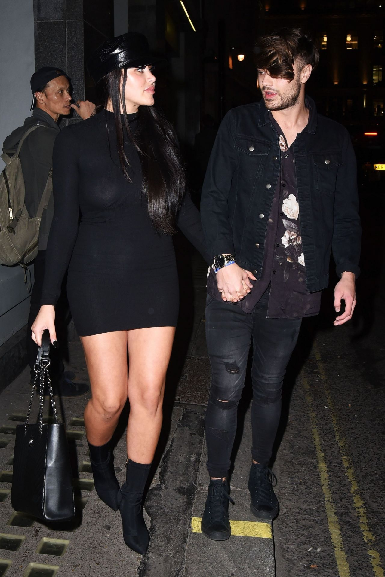 Marnie Simpson – SIXTY6 Magazine Launch Party in London