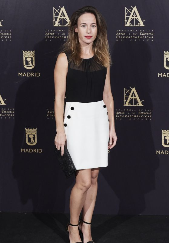 Marta Etura – Academy of Motion Picture Arts and Sciences Photocall in Madrid 10/09/2017