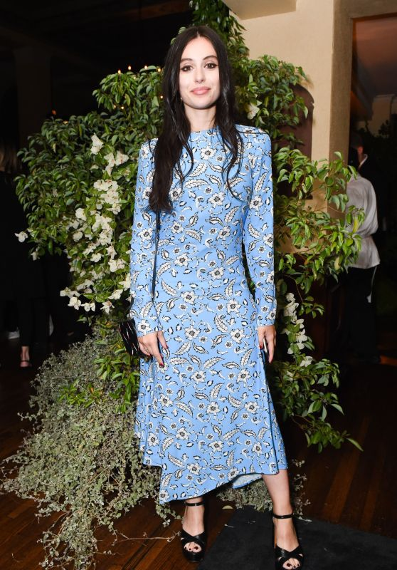 Marta Pozzan – Erdem x H&M Launch Event in LA
