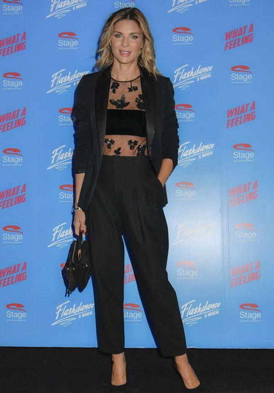 "Martina Colombari – ""Flashdance"" Musical Opening Night in Milan, Italy 10/05/2017"