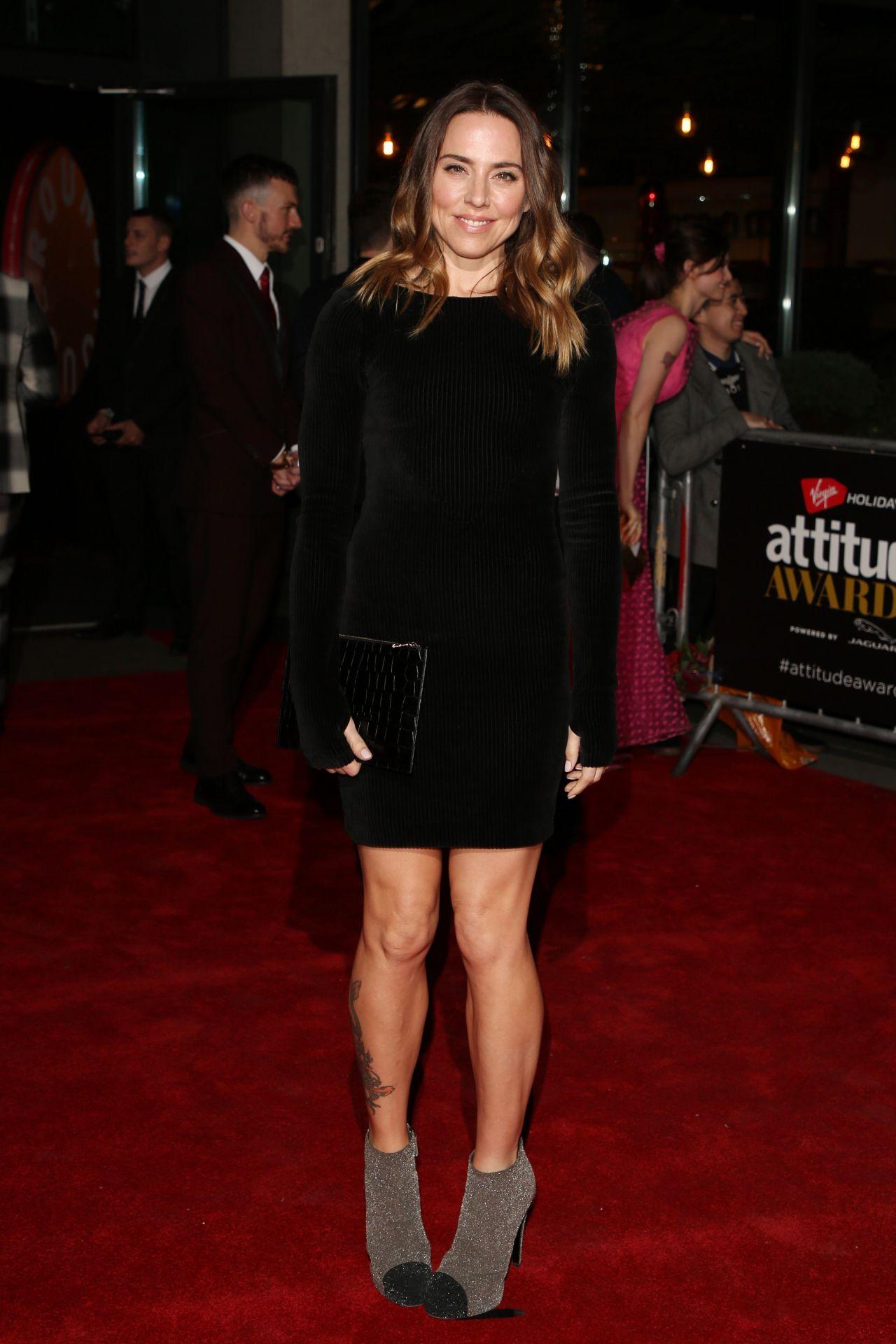 Melanie Chisholm – Attitude Magazine Awards 2017 in London
