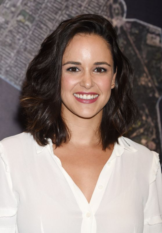 "Melissa Fumero – ""Brooklyn Nine-Nine"" 99th Episode Celebration in LA"