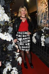 Meredith Ostrom – RETNA's Exhibition VIP Launch in London 10/03/2017