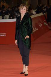 Michela Cescon – Rome Film Festival Pre-Opening Red Carpet 10/25/2017