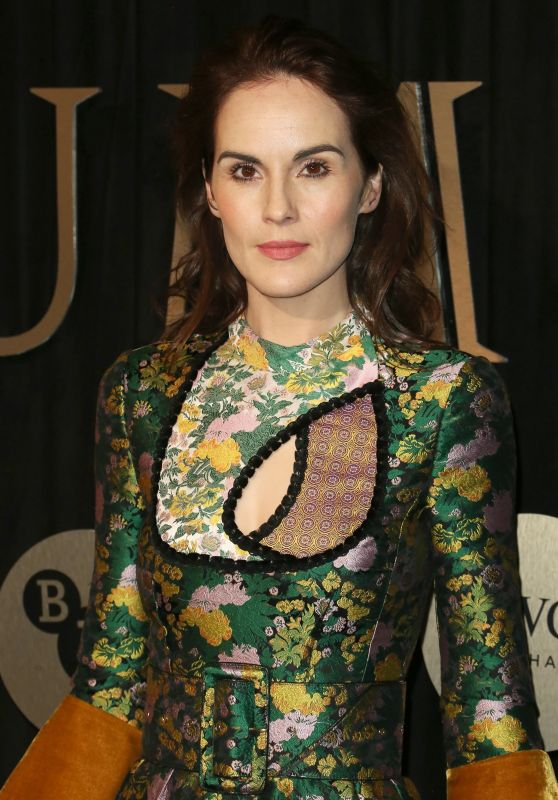 Michelle Dockery – BFI Luminous Fundraiser in London 10/03/2017