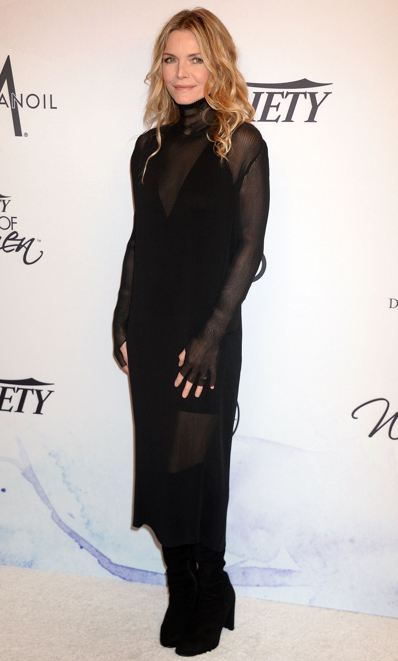 Michelle Pfeiffer – Variety's Power of Women Event in Los Angeles
