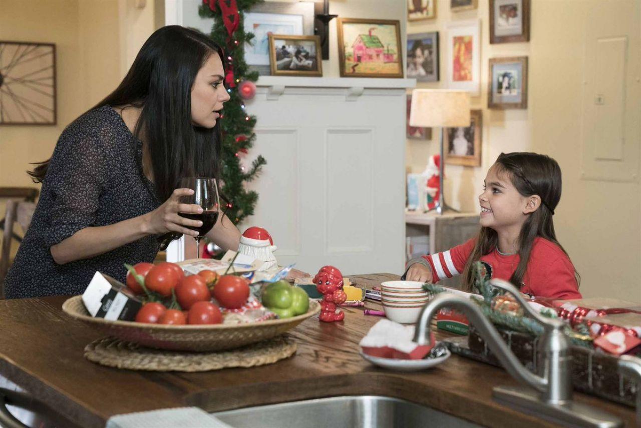 "Mila Kunis - ""A Bad Moms Christmas"" Photos"