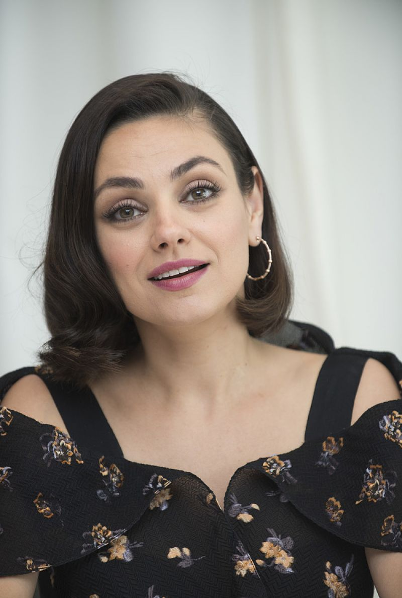 "Mila Kunis - ""A Bad Moms Christmas"" Press Conference in ... Mila Kunis"