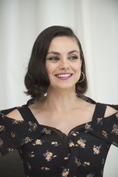 """Mila Kunis - """"A Bad Moms Christmas"""" Press Conference in Beverly Hills"""