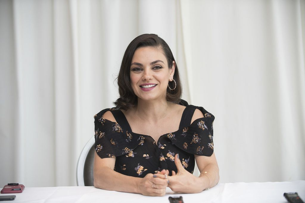 "Mila Kunis - ""A Bad Moms Christmas"" Press Conference in Beverly Hills"