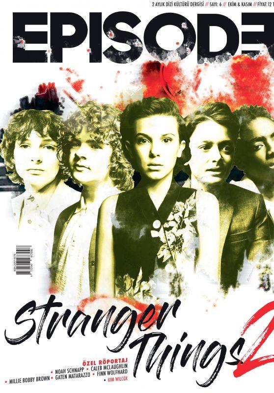 Millie Bobby Brown - Episode Magazine October 2017