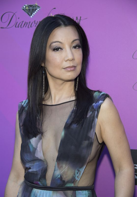 Ming Na Wen 10th Annual Action Icon Awards In Universal City