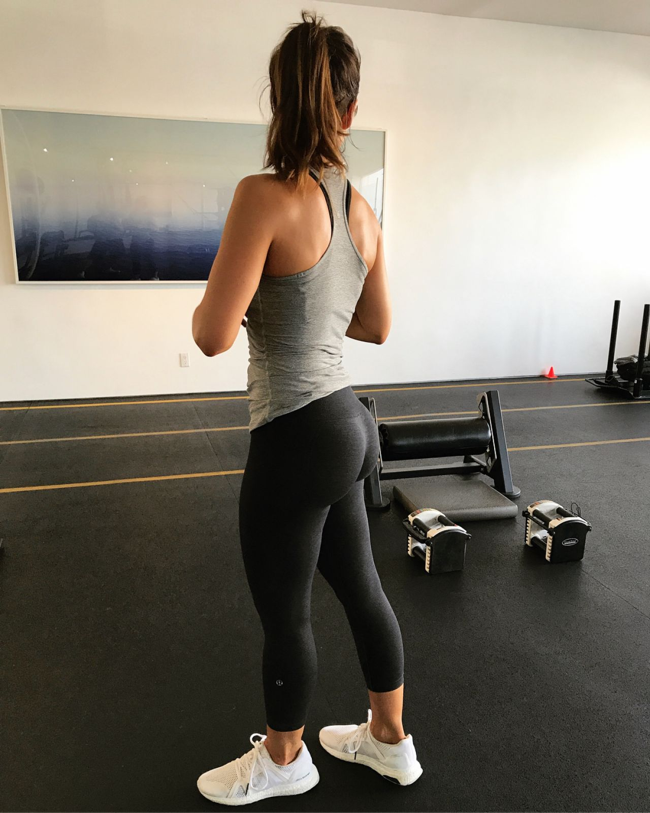 Minka Kelly - Social Media Images and Videos 10/11/2017