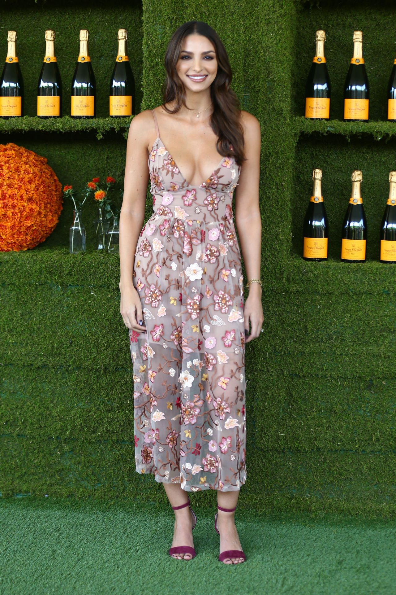 Nadia Gray – Veuve Cliquot Polo Classic 2017 in Los Angeles