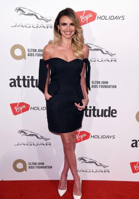 Nadine Coyle – Attitude Magazine Awards in London 10/12/2017