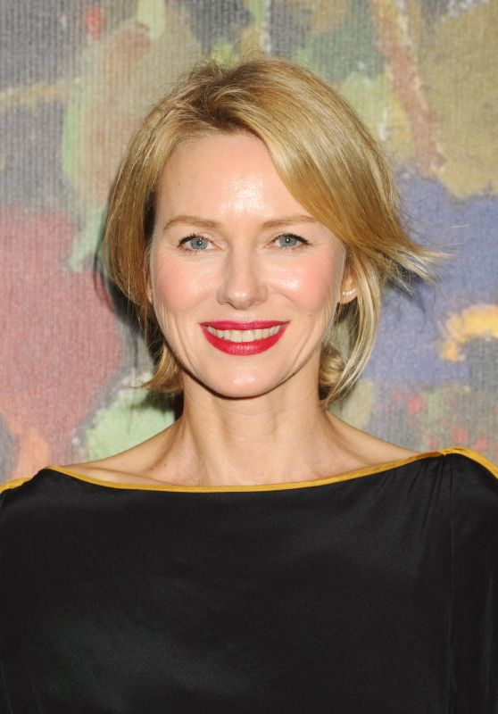 Naomi Watts at Art Party and Auction at Sotheby