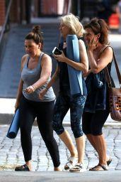 Naomi Watts - Leaving a Yoga Class in NYC 10/01/2017