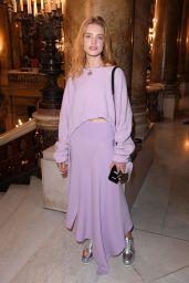 Natalia Vodianova – Stella McCartney Fashion Show, PFW in Paris 10/02/2017