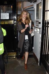 Natalie Dormer - Out in London 10/16/2017