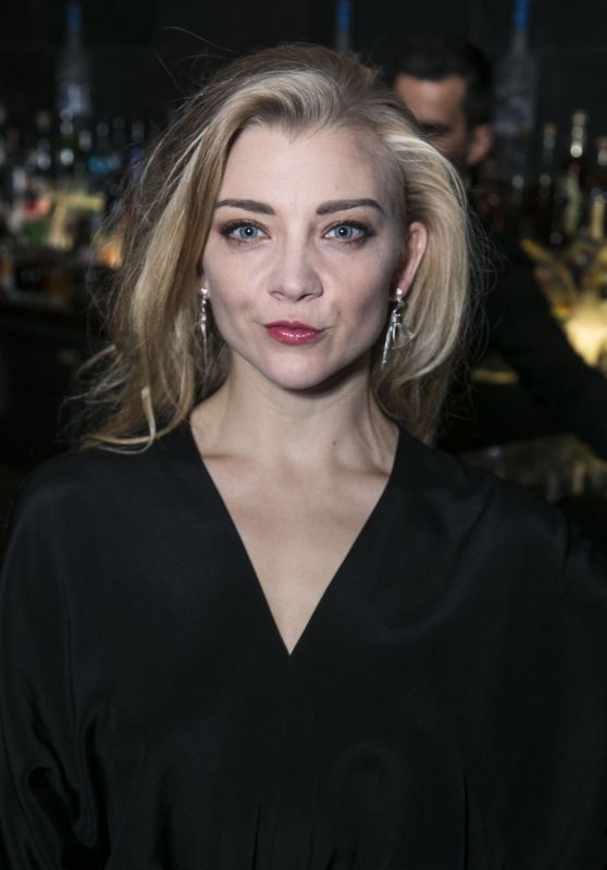 "Natalie Dormer - ""Venus In Fur"" Press Night After Party in London 10/17/2017"