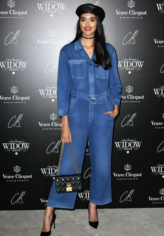 Neelam Gill – The Veuve Clicquot Widow Series VIP Launch Party in London