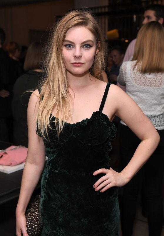 Nell Hudson – BAFTA Breakthrough Brits in London