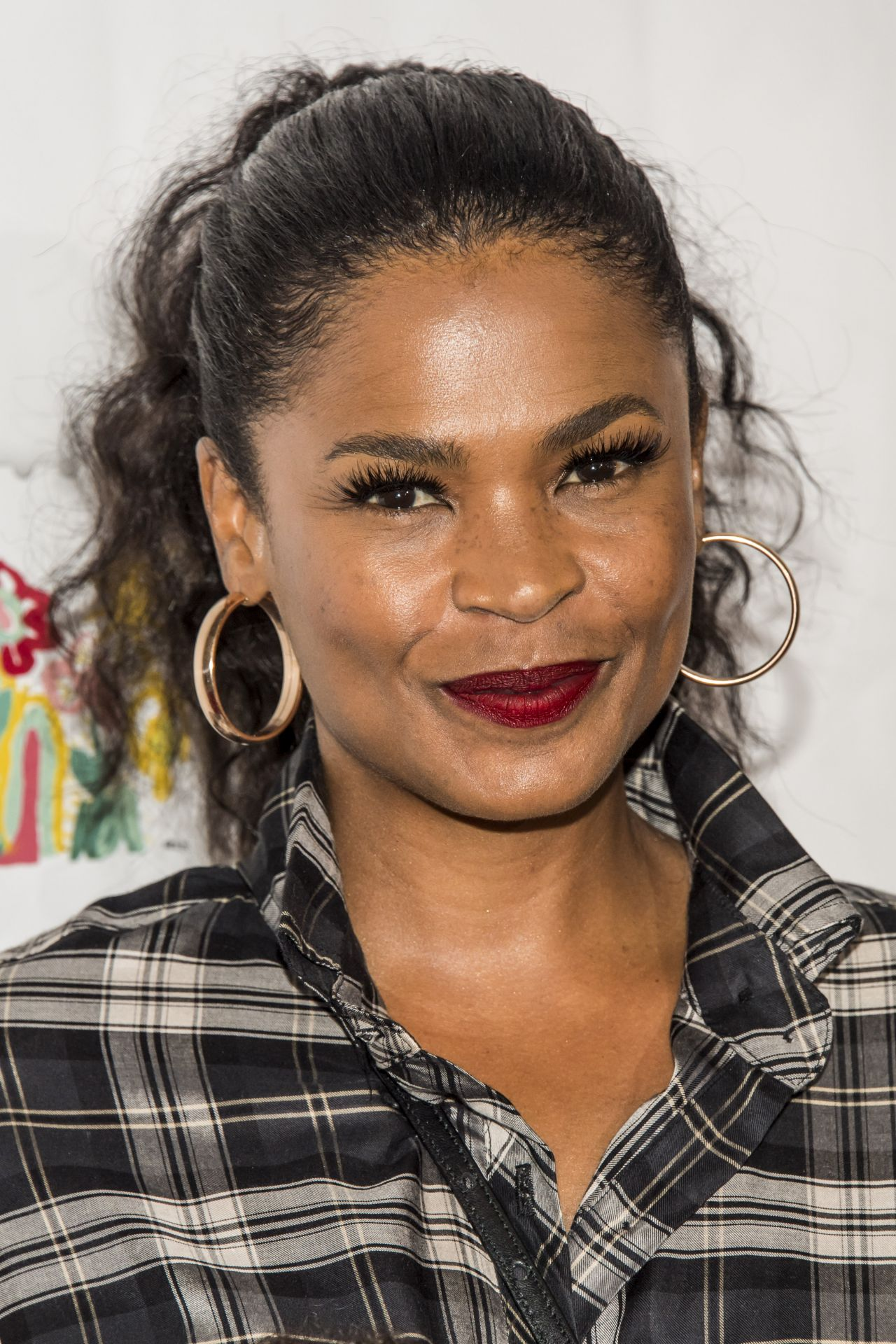 Nia Long A Time For Heroes Family Festival La 10 29 2017