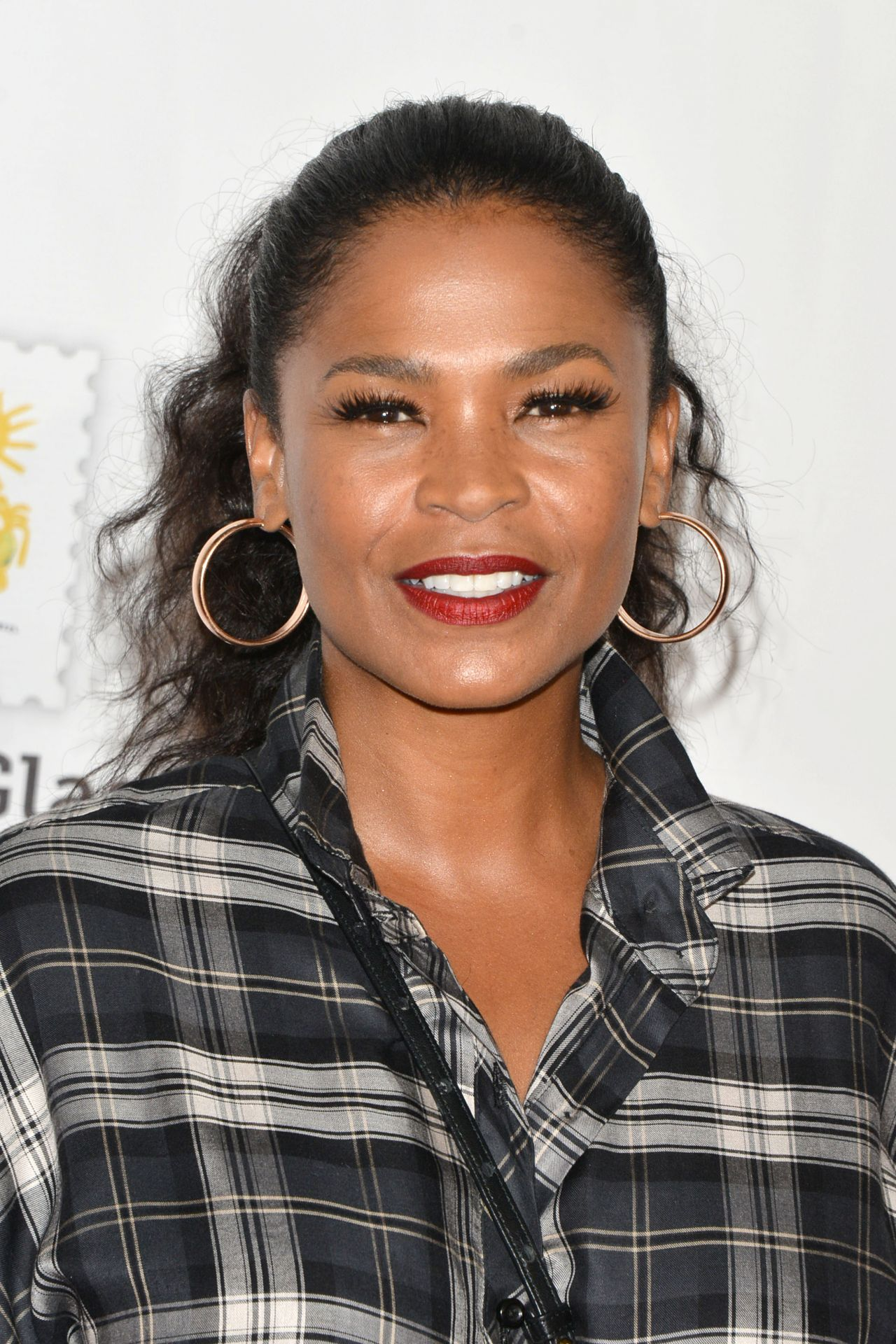 "Nia Long – ""A Time For Heroes"" Family Festival LA 10/29/2017"