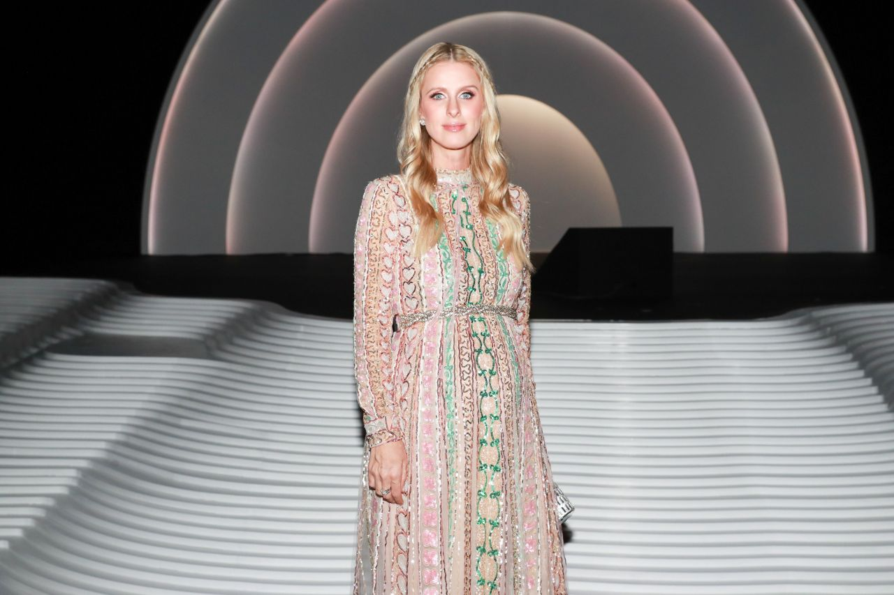 "Nicky Hilton – ""Resonances de Cartier"" Jewelry Collection ..."